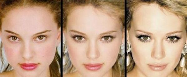 Natalie Portman và Hilary Duff