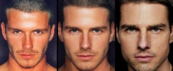 Mỹ nam này khiến trái tim của các fan chao đảo vì vẻ đẹp nam tính của cảDavid Beckham và Tom Cruise