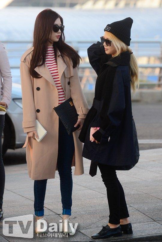 Seohyun và Hyoyeon