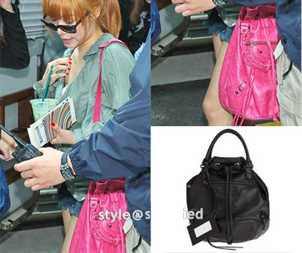 Bộ sưu tập túi xách hàng hiệu đáng mơ ước của 'mắt cười' Tiffany (SNSD)