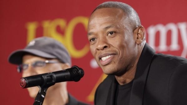 Dr. Dre, nghệ sĩ Hip-hop, nhà sản xuất lừng danh