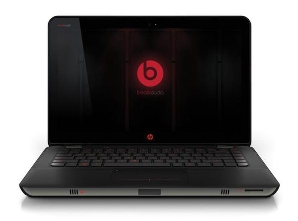 HP có hẳn một dòng Envy mang thương hiệu Beats