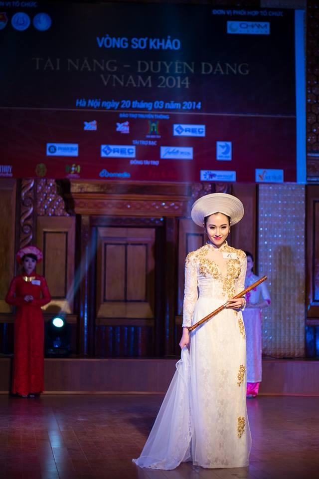 Tỏa sáng rực rỡ cùng Miss Học viện âm nhạc Quốc gia Việt Nam