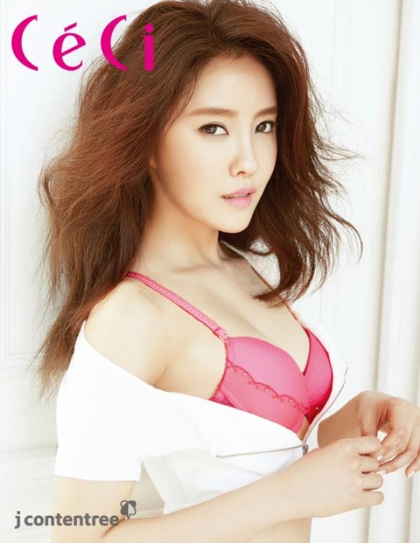 """Hyo Min (T-Ara) khoe đường cong nóng bỏng """"giải nhiệt"""" mùa hè"""