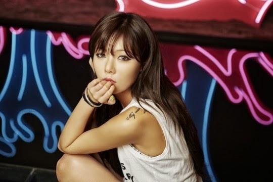 HyunA bị chỉ trích vì thái độ không tôn trọng khán giả