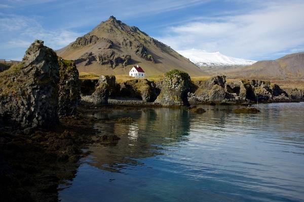 Những ngôi nhà yên tĩnh nhất trái đất