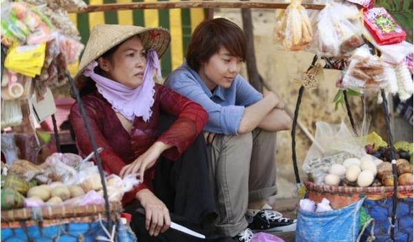 """Minh Hằng(vaiDương) vàPhương Thanh(vaiChanh) trong phim """"Vừa đi vừa khóc"""" - Tin sao Viet - Tin tuc sao Viet - Scandal sao Viet - Tin tuc cua Sao - Tin cua Sao"""