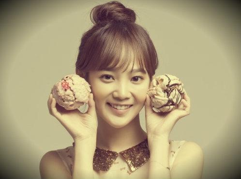 1.  Yoon Seung Ah