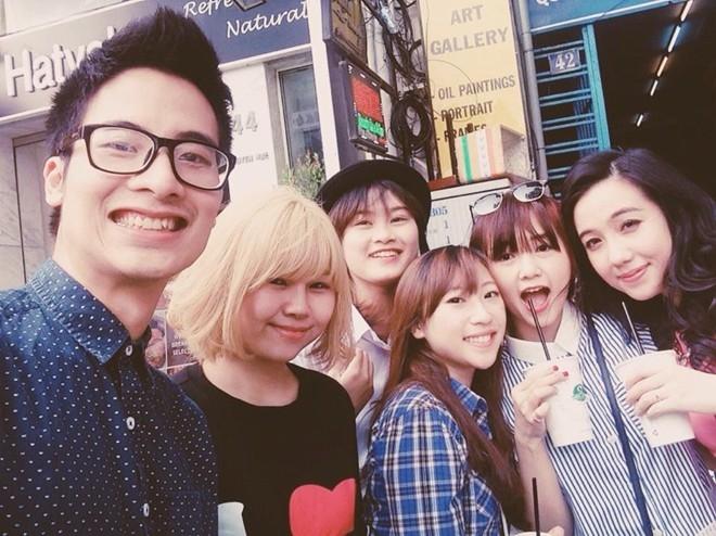 Chuyện tình ngọt ngào của Mie khiến hot girl thành tâm điểm chú ý của nhiều cô gái, đặc biệt là với những người yêu mến JVevermind.