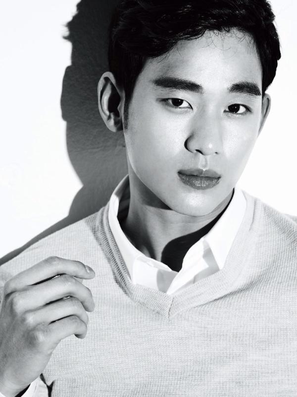 Mỹ nam Kim Soo Hyun đẹp không tì vết trên tạp chí Singles