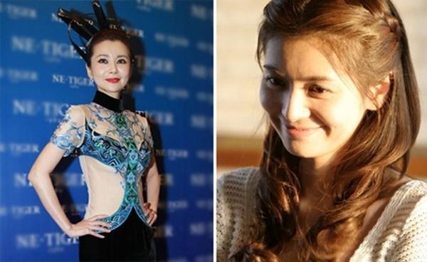 Jang Seo Hee với nụ cười ngọt ngào từng một thời chinh phục trái tim nhiều khán giả, nhưng sau khi chỉnh sửa nhan sắc để tấn công sang thị trường Trung Quốc, trông diện mạo cô kém xinh rõ rệt.