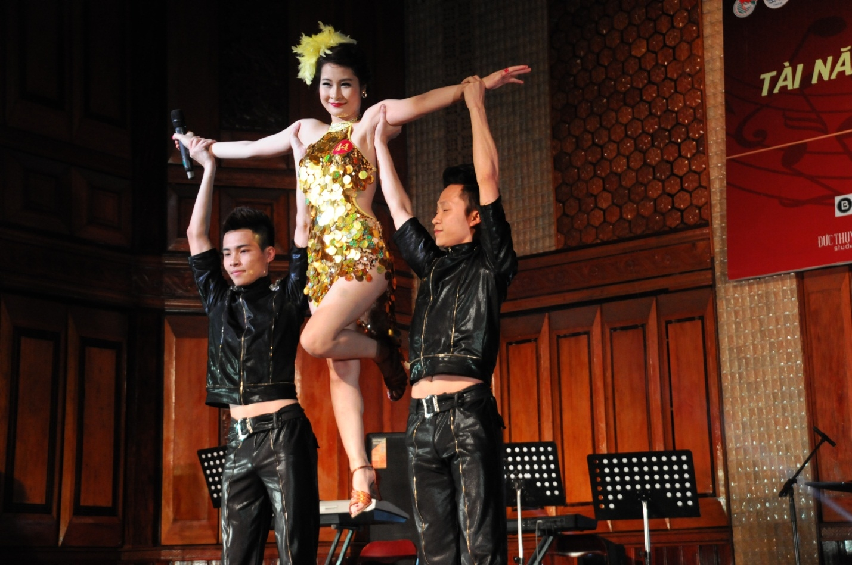Ấn tượng Miss Học viên An Ninh Quốc Gia 2014