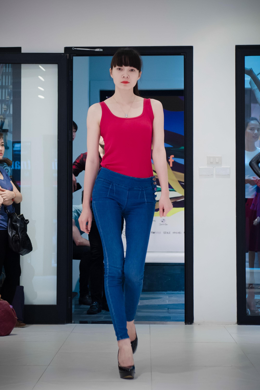 NTK Đỗ Mạnh Cường casting người mẫu cho show Xuân Hè 2014