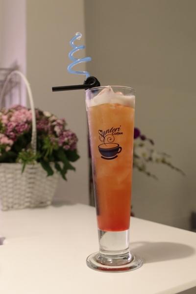 Không gian ấm cúng cho những đôi tình nhân-Santori cafe