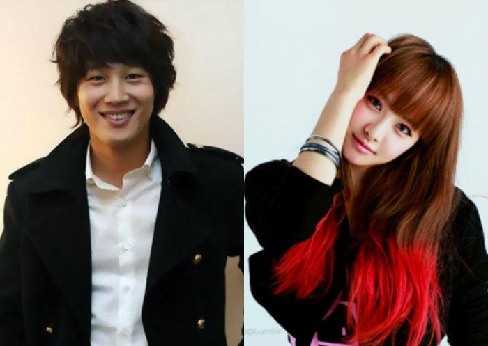 Cha Tae Hyun và Victoria đang trong giai đoạn nghiên cứu kịch bản