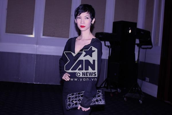 Siêu mẫu Xuân Lan đảm nhận vai trò đạo diễn catwalk của chương trình.