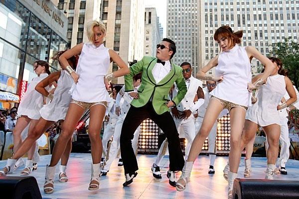 Gangnam Style đưa Psy vượt qua biên giới Hàn Quốc chỉ trong một đêm
