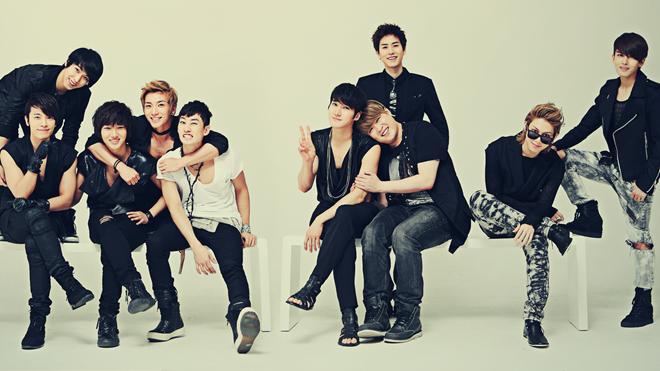 Super Junior vẫn thành công mặc cho những ánh mắt coi thường