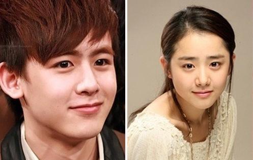Nichkhun và Moon Geun Young