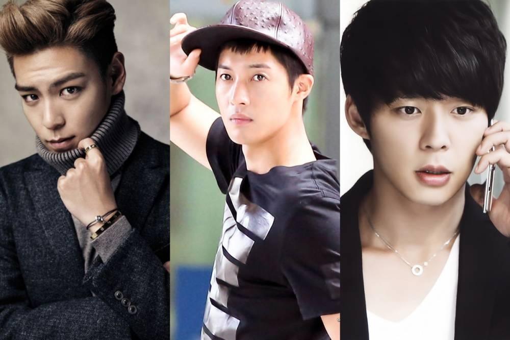 Kim Hyun Joong chia sẻ về diễn xuất của hai người bạn Yoochun và T.O.P
