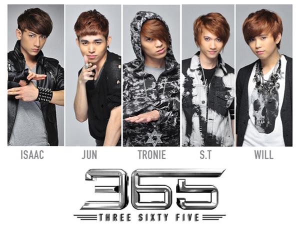 365Daband những ngày đầu ra mắt công chúng với 5 thành viên điển trai được xây dựng hình ảnh, cá tính độc lập