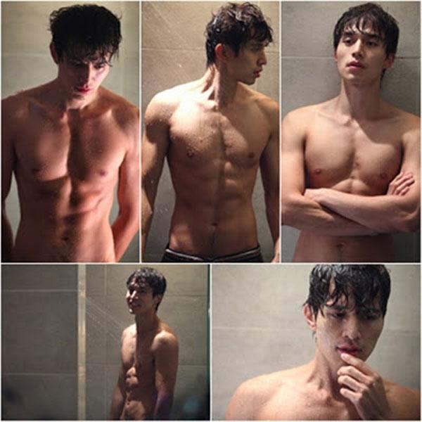 Khán giả hết lời khen ngợi thể hình cực chuẩn của Lee Dong Wook trong cảnh tắm của anh trong bộ phim truyền hình Scent of a Woman.