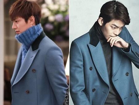 Mẫu người lý tưởng của Park Bom gần giống với Lee Min Ho và Kim Woo Bin