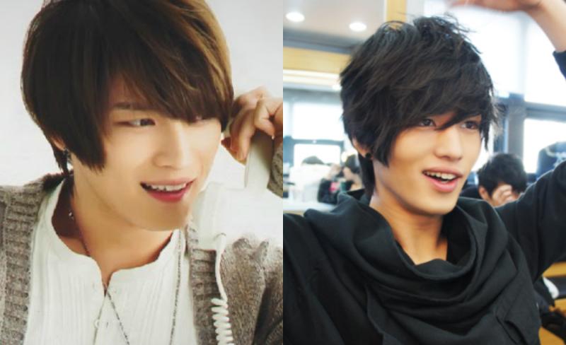 Jaejoong và Kan (F'Cuz)