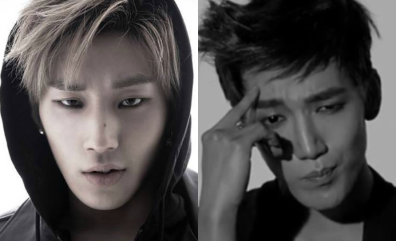 Jun.K (2PM) và Jongup (B.A.P)
