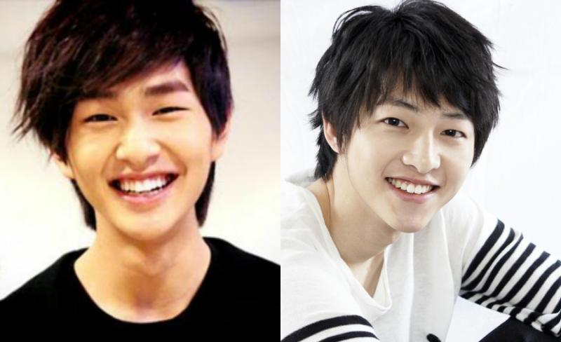Onew (SHINee) và Song Joong Ki