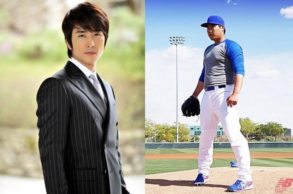 Song Seung Hun và vận động viên bóng chày Ryu Hyun Jin đã quyên góp mỗi người 100 triệu won cho nạn nhân trong vụ chìm phà