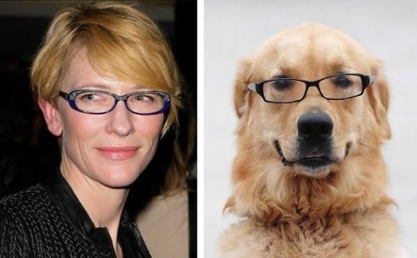 Ngôi sao điện ảnh người Úc Cate Blanchett.