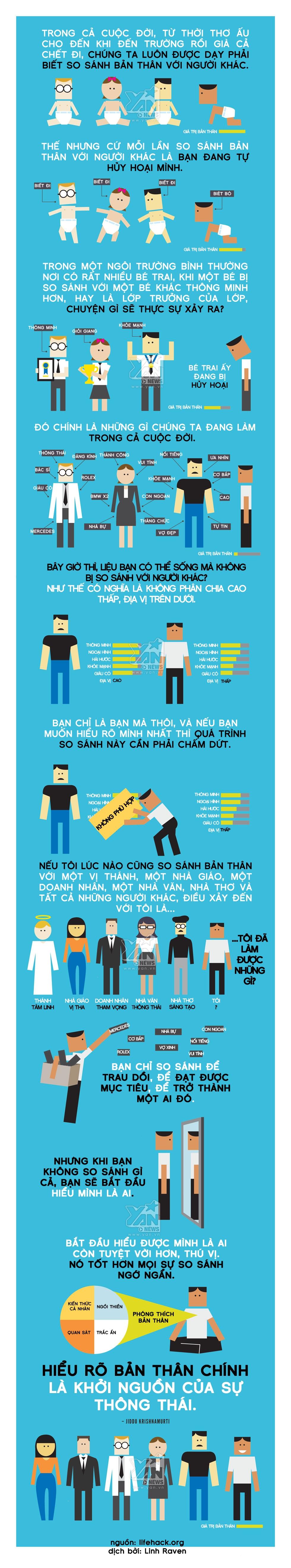 """[Infographic] Những lí do chính đáng để bạn làm người """"không hoàn hảo"""""""
