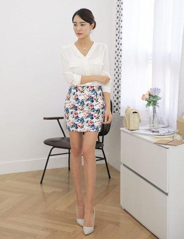 9 mâu chân váy nên có trong tủ đồ của quý cô sành điệu