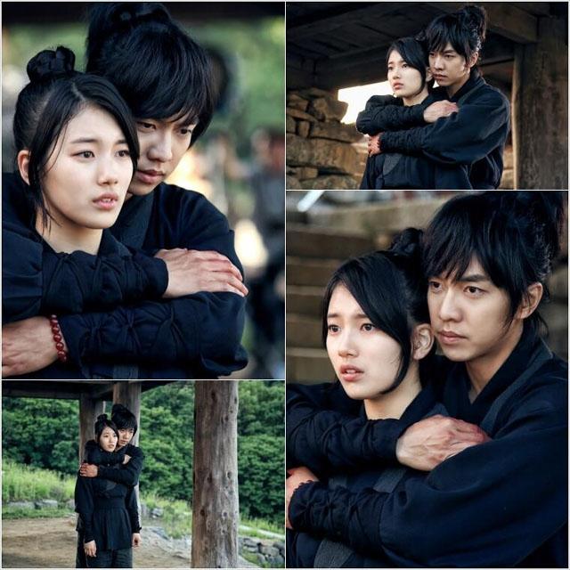Lee Seung Gi và Suzy trong Gu Family Book