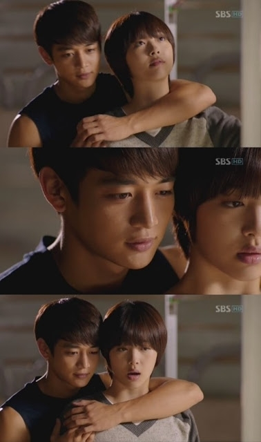 Minho và Sulli trong To The Beautiful You