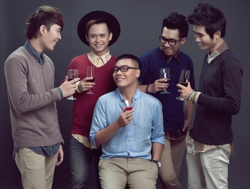 Hamlet Trương và nhóm SMS Band