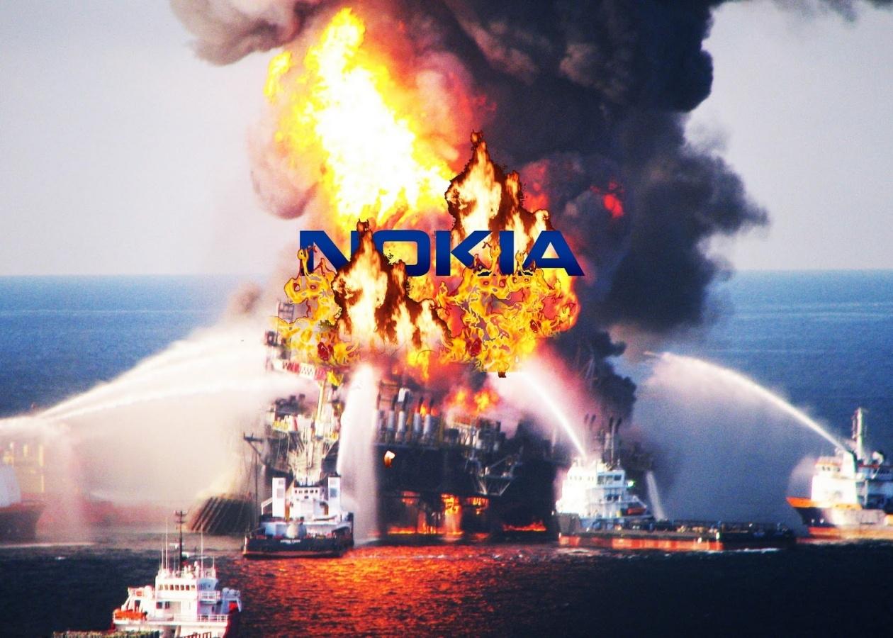 Những thua lỗ nặng nề khiến Nokia không còn là chính mình