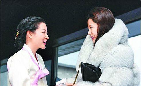 Jun Ji Hyun và Lee Young Ae là chị em thân thiết