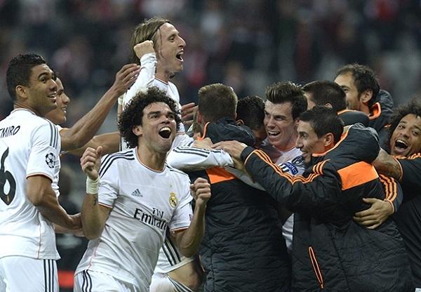 Real chưa bao giờ tiến gần giấc mơ Decima (vô địch châu Âu lần thứ 10) hơn lúc này.