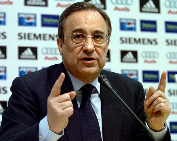 Chủ tịch Perez treo thưởng lớn cho thầy trò HLV Ancelotti