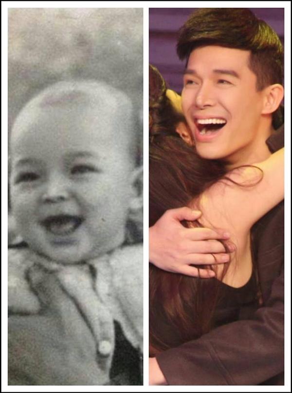 Nam ca sĩ Nathan Lee đã bất ngờ khoe hình ảnh hồi bé của mình. Trải qua thời gian, anh vẫn giữ được cho mình một nụ cười rạng rỡ và ánh mắt tinh khôi. Khá nhiều người đã trầm trồ trước sự kháu khỉnh khi còn bé của anh.