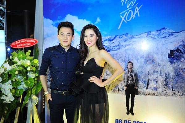 Dương Triệu Vũ và nữ diễn viên Hà Vy - Tin sao Viet - Tin tuc sao Viet - Scandal sao Viet - Tin tuc cua Sao - Tin cua Sao