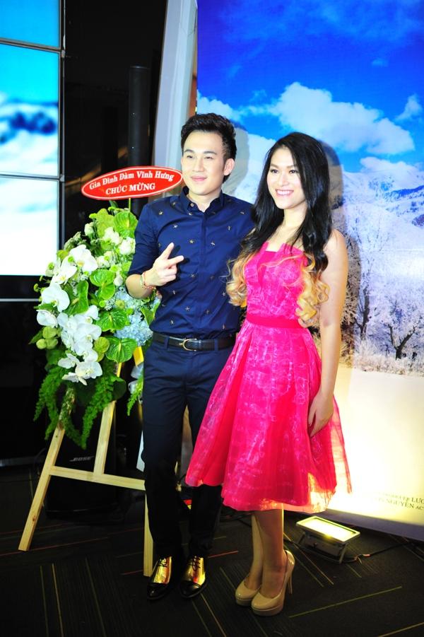 Dương Triệu Vũ và nữ diễn viên Ngọc Thanh Tâm - Tin sao Viet - Tin tuc sao Viet - Scandal sao Viet - Tin tuc cua Sao - Tin cua Sao
