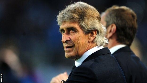HLV Pellegrini đang mang lại thành công cho Man City