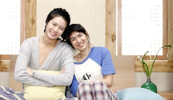 Park Kae In (Son Ye Jin), Jeon Jin Ho (Lee Min Ho) trongPersonal Taste