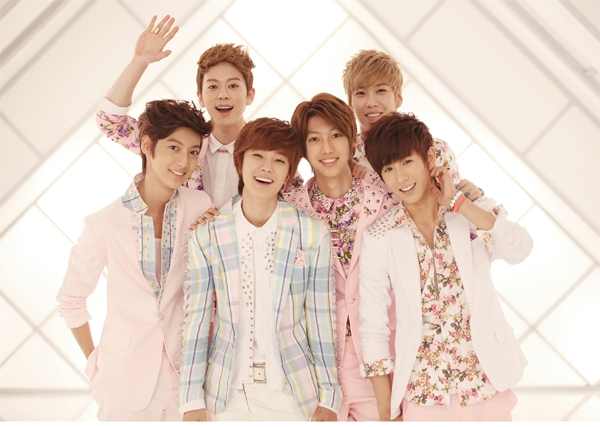 Boy Friend trong MV Love Style