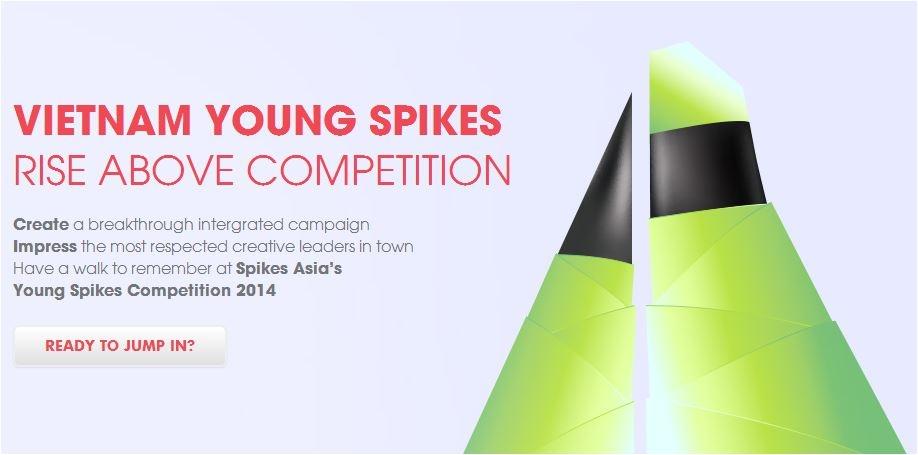 Khởi động cuộc thi Vietnam Young Spike 2014