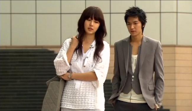 Yoon Eun Hye vào vai người yêu cũ của Lee Min Ho trong tập 8 của bộ phim Personal Taste và chỉ xuất hiện trong vài phút