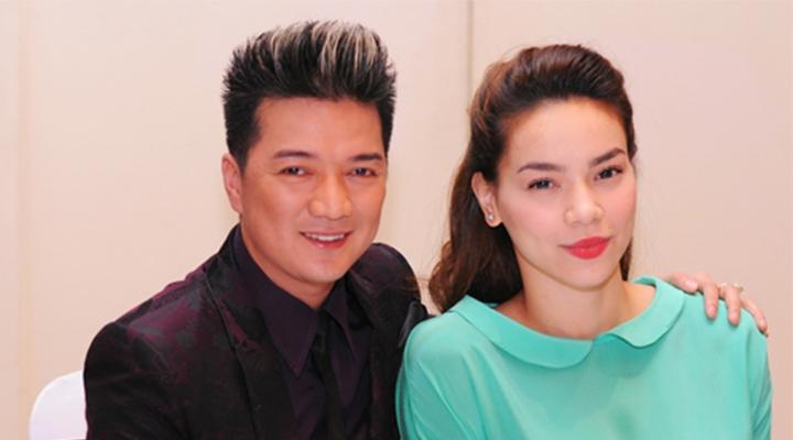 """Hồ Ngọc Hà và Đàm Vĩnh Hưng là một trong số các nghệ sĩ tham gia dự án cộng đồng """"Những trái tim Việt Nam"""""""